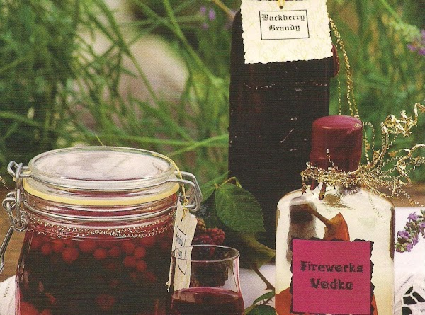 Blackberry Brandy Recipe