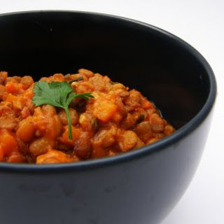 Bacon and Vegetables Lentils Recipe
