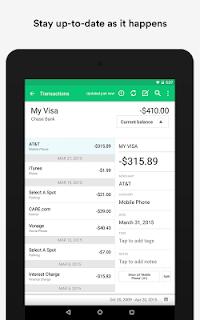 Mint: Personal Finance & Money screenshot 16