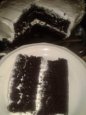 Grandmothers best ever chocolate cake
