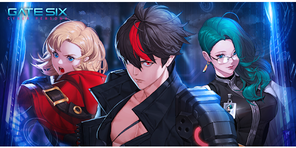 GATE SIX: CYBER PERSONA - Apps on Google Play