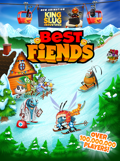 Best Fiends - Free Puzzle Game screenshot 15