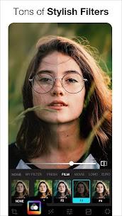 Editor de fotos, Efectos para fotos – Lumii 1