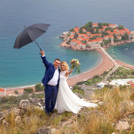 Wedding photographer Maksim Malevich (arinabarina). Photo of 31.10.2016
