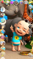 Screenshot of Baby Games: Babsy Baby Zoo