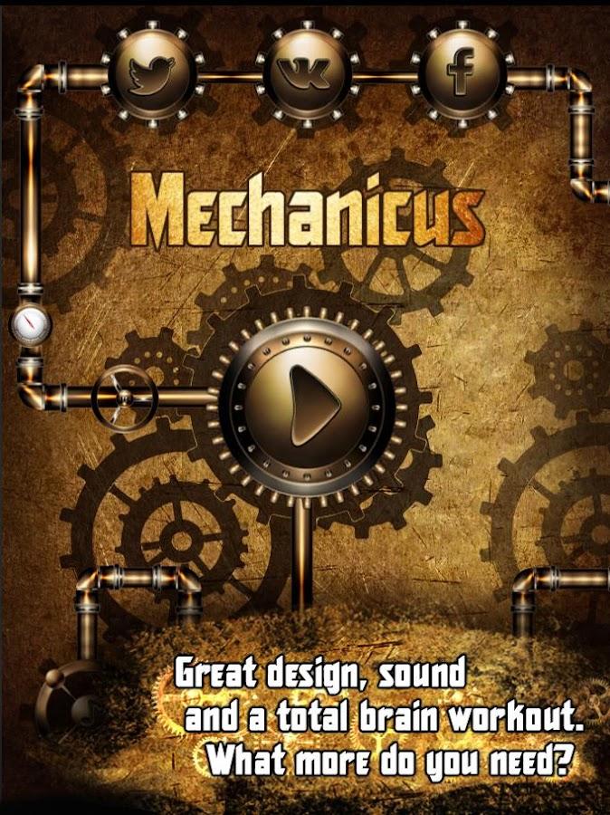 Mechanicus v1.028 (Mod Hints)