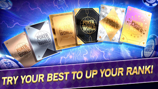 Poker World Mega Billions  screenshots 5