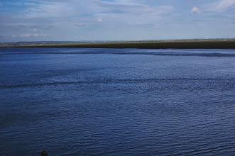 Photo: BRETANYA 2013. MONT SAINT-MICHEL (Normandia ). Marea alta a la badia...