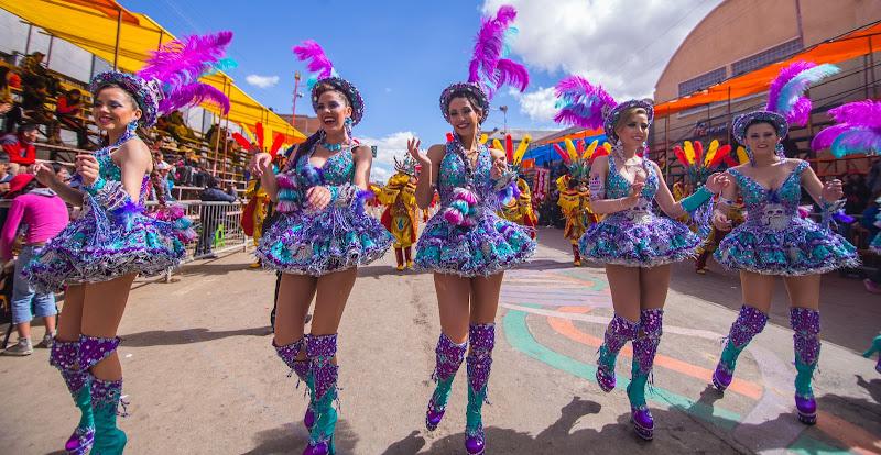 donne de Oruro di simona cancelli
