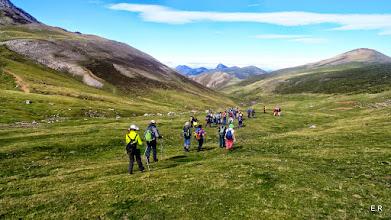 Photo: Vamos bajando el valle