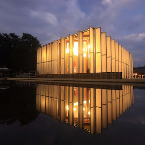 Reflection by William Cheng - Buildings & Architecture Other Exteriors