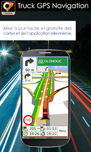 truck gps navigation by aponia applications sur google play. Black Bedroom Furniture Sets. Home Design Ideas