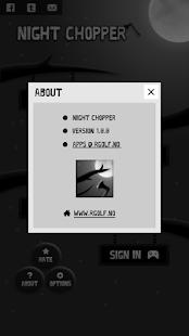 Night Chopper - náhled
