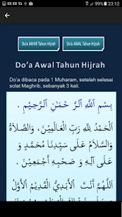 Do'a Akhir, Awal Tahun Hijrah - náhled