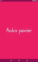 Screenshot of AndroPainter (Paint app)