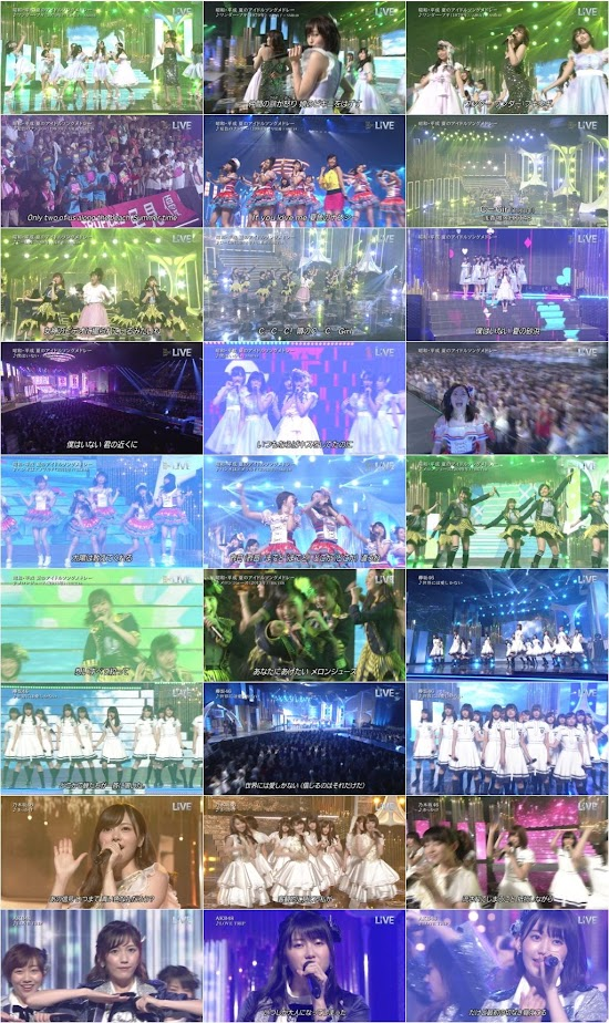 (TV-Music)(1080i) AKB48G 46G – THE MUSIC DAY 夏のはじまり。 160702