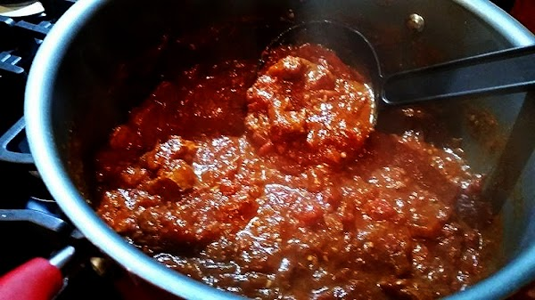 Bring to a boil, then reduce to simmer and cover.  Simmer for 1 1/2 -...