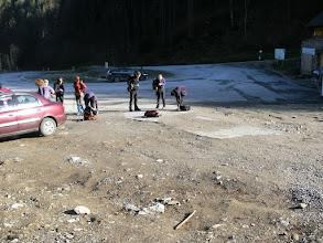 Photo: na parkingu we Vratnej :)
