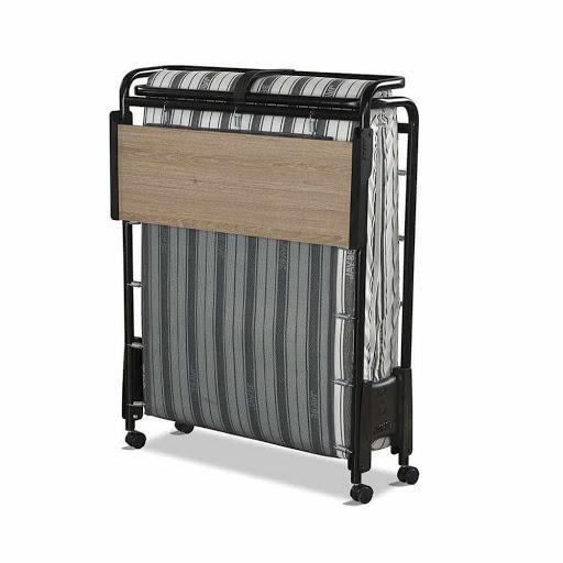 Jay-Be Revolution Airflow Fibre Folding Bed Single