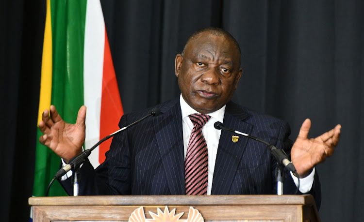 "AU chair, president Cyril Ramaphosa earlier this week said the envoys were in Addis Ababa ""with a view to helping to mediate between the parties to conflict"" in Ethiopia."