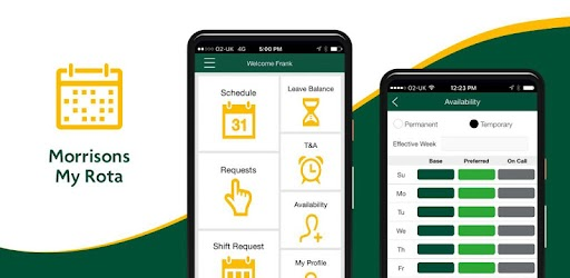 Morrisons My Rota 4 1 7 apk download for Android • com