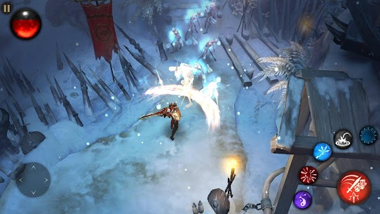 Blade Bound: Hack and Slash of Darkness Action RPG Apk Download 6