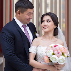 Wedding photographer Azamat Sarin (Azamat). Photo of 01.02.2018