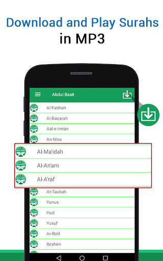 mp3 Audio Quran by Quran Reading (Google Play, United States