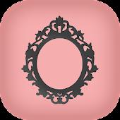 Różowe Lusterko