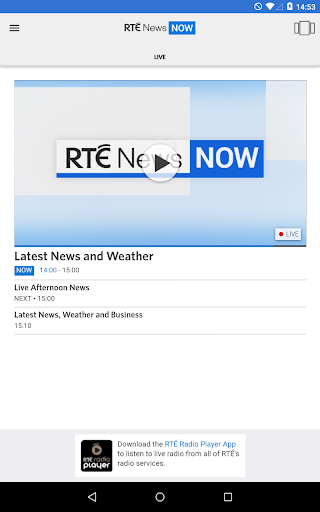 RTÉ News Now screenshot 14
