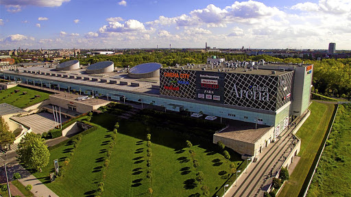 Plaza Arena in Budapest, Hungary: One of four major acquisitions made by Nepi Rockcastle since September.