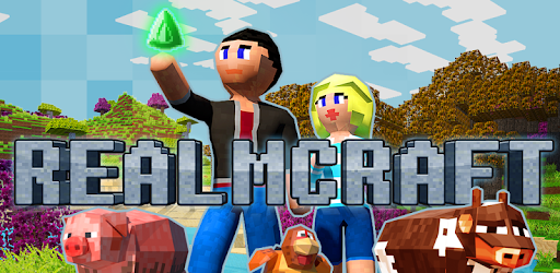 RealmCraft with Skins Export to Minecraft for PC