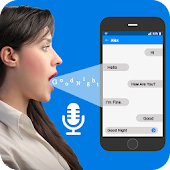 Write Voice SMS: write sms by voice Icon