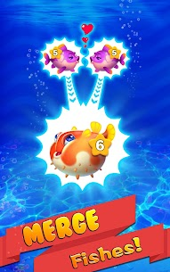 Merge Fish – Tap Click Idle Tycoon 1