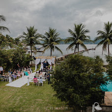 Wedding photographer Felipe Sales (FSales). Photo of 17.05.2018