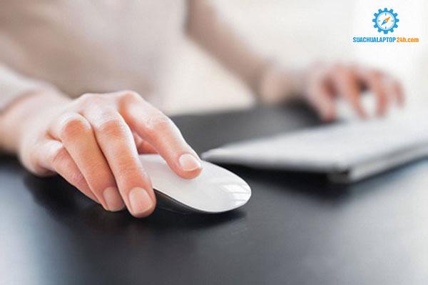 laptop không nhận chuột