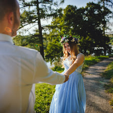Wedding photographer Oleksandr Yakonyuk (Sanni). Photo of 19.07.2017