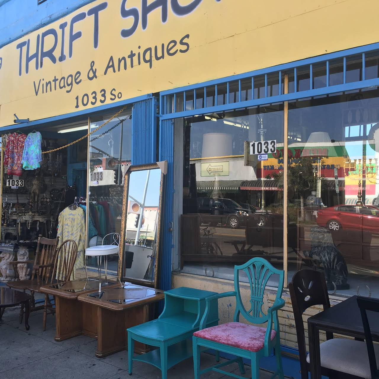 Helping Hand Thrift Shop - Thrift Store in Los Angeles