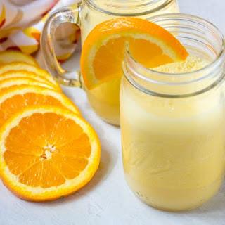 Alcoholic Orange Julius Recipes.