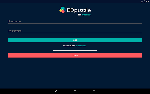 EDpuzzle- screenshot thumbnail