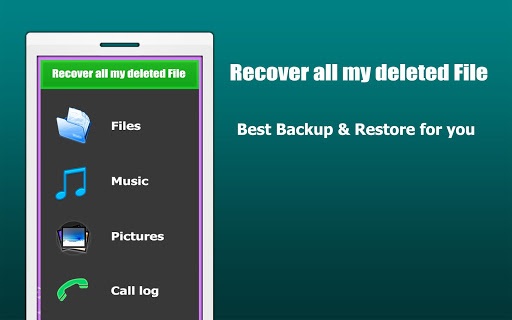 Recover All My Deleted File