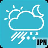 日本気象情報 Mod