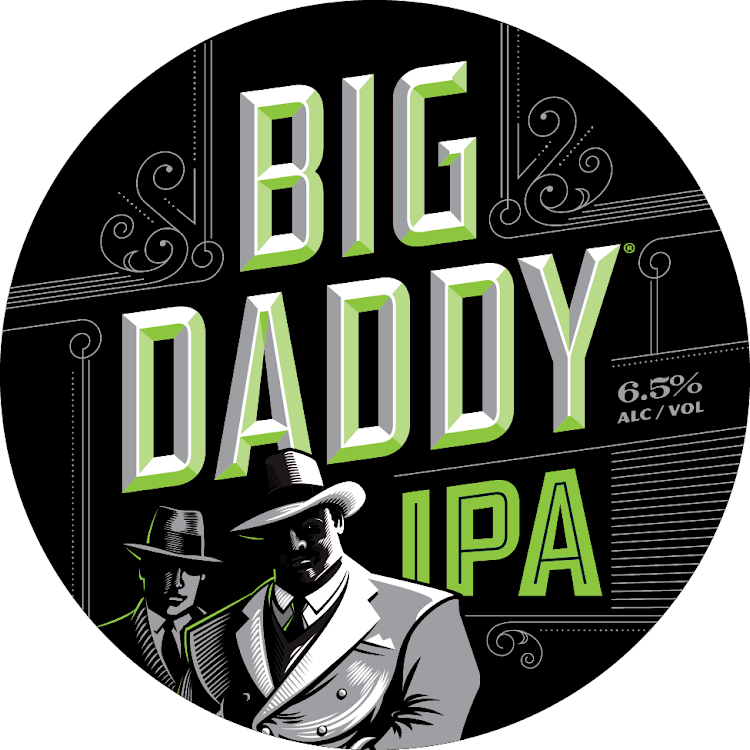 Logo of Speakeasy Big Daddy IPA