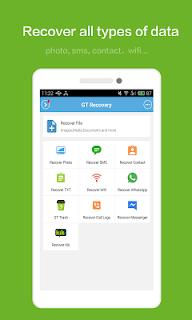 GT Recovery - Undelete,Restore screenshot 00