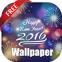 Happy New Year Wallpaper 2016 icon