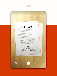 Microsoft Office Lens – PDF Scanner App Latest Version Download For Android and iPhone 6