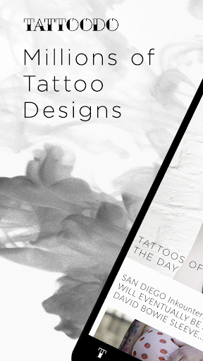 Tattoodo - Tattoo designs from +500.000 artists 3.1.1-minSdk21-r327 screenshots 1