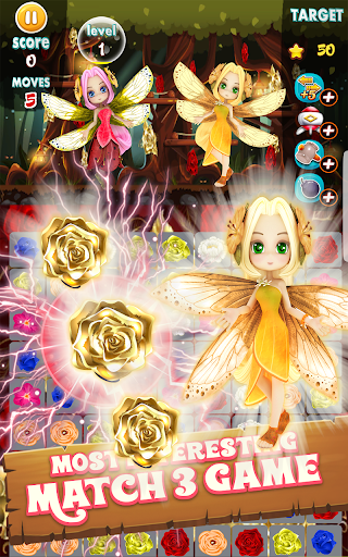 Flowers Blast - flower games 1.14 screenshots 22