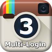 Multiple Login 3 for Instagram