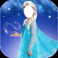 Girl Hero Costume - Princess Dress & Makeup APK